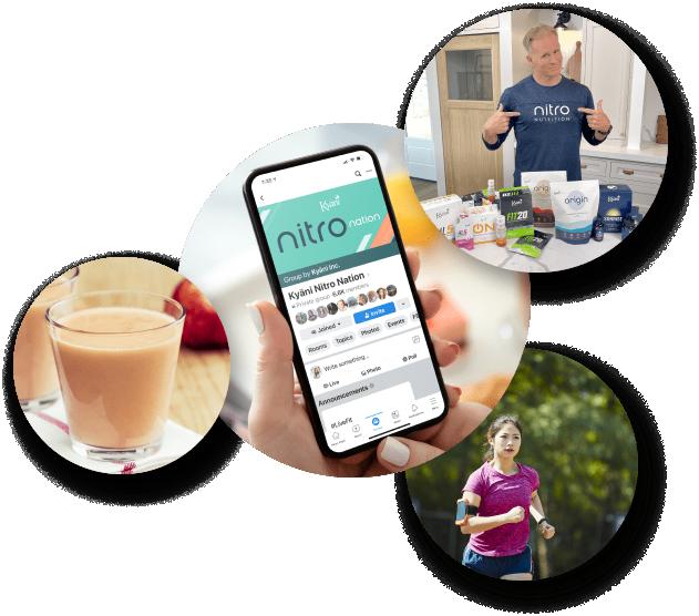 Nitro Nutrition Community